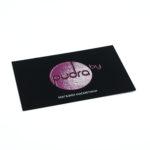 визитки шелкография 2+0