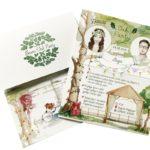 пригласительные на свадьбу печать и дизайн в минске