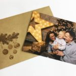 крафт конверты с печатью в минске