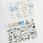 печать карманных календарей срочно в минске